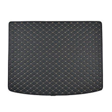 Motor Trend PU Leather Trunk Mat Cargo Liner For Jeep Cherokee 2014 -2016