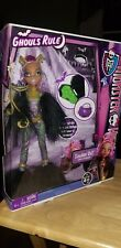 MONSTER HIGH * GHOULS RULE * CLAWDEEN WOLF 2012