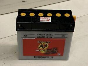 Banner 518 14 battery