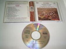CD-commercio DETTINGEN TE DEUM Dorothee Mields Ulrike Andersen Mark Wilde C. Dixon
