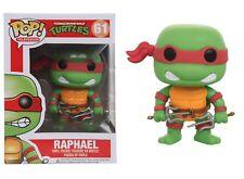 Funko Pop TV: Teenage Mutant Ninja Turtles - Raphael Vinyl Figure Item #3343
