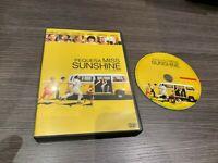 Little Miss Sunshine DVD Greg Kinnear Steve Carell Abigail Breslin