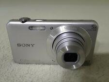 Sony CyberShot DSC-W710 16.1MP 5X Digital Camera, Silver/Black. Tested/Excellent