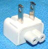 NEW Genuine Apple MagSafe AC Wall Adapter Duckhead 2-Prong Plug 45W 60W 85W