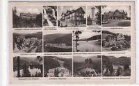 Ansichtskarte Kurhaus Hundseck/Ruhestein/Sand/Unterstmatt/Plättig/Berghotel u.a.
