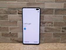 Samsung Galaxy S10+ Plus 128GB Unlocked SM-G975U Black Blue White Pink