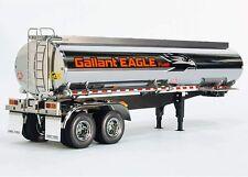 TAMIYA 1/14 Electric RC Big Truck Series No. 33 Fuel Tank Trailer Tractor Truck
