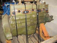 Hercules RXC Rebuild long block Gasoline engine Military surplus Vintage 6 cyl.