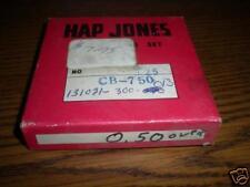 NOS Honda Piston Rings .25 1976-1976 CB750 13021-300-024