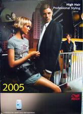Calendar sexy-MODELS- Calendario WELLA - High Hair 2005