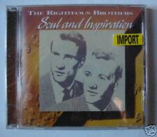THE RIGHTEOUS BROTHERS  (CD) Soul & inspiration   NEUF SCELLE