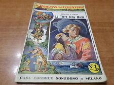 Il Romanzo d'Avventure n.17 del 1925 Stewart White LA TERRA DELLA MORTE