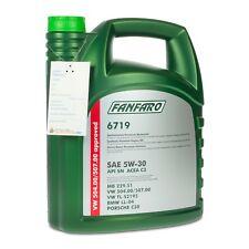 5 Liter FANFARO 6719 5W-30 Motoröl VW 504.00, 507.00