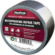 Nashua 361 11 Foil Tape For Waterproofing Repair 11 Mil Thick 10 M Length 48