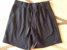 Now Navy Blue Cotton Short Size 8