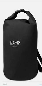 Hugo Boss Large Travel Bag Overnight Weekend Sports Soccer Holdall Hand Luggage