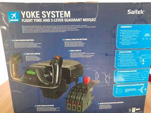 Saitek pro Flight Yoke