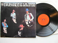 """Dr.Byrds & Mr. Hyde 12"""" Lp The Byrds CBS 63545 Stereo UK 1969"""