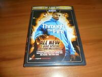 Through The Fire (DVD, 2007, 2-Disc Special Edition) NEW ESPN Documentary