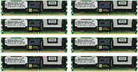 32GB (8X4GB) MEMORY RAM  FOR DELL POWEREDGE 1900 1950 1955 1955* 2900 2950