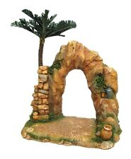 "Nativity Grotto 5"" Sculpture Figurine Fontanini Scale"