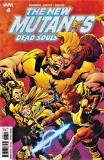 New Mutants: Dead Souls #6!!