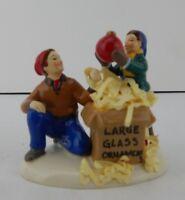 Dept 56 Original Snow Village Christmas Lane Holiday Helper #4036572 New Retired