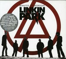 Linkin Park - Minutes to Midnight: European Tour Edition [New CD]