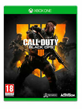Call of Duty Black Ops 4 (Xbox One, 2018)
