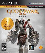 God of War Saga - Playstation 3 Game