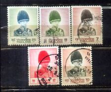 Siam Thailand Old Stamps Lot  13
