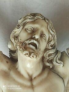 Cristo vivente del XVIII° secolo in materiale pregiatissimo