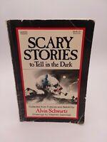Scary Stories to Tell In the Dark  Alvin Schwartz Original Version 1989