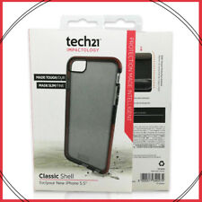 Genuine Tech21 Classic Shell Case Cover For iPhone Plus 7 plus Smokey