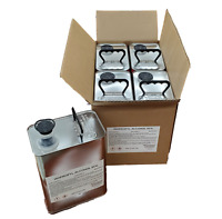 Isopropyl Alcohol 91% 4 US Gallons (1 Box) Packaged in 1 gallon US steel cans