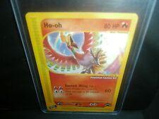 Pokemon HO-OH #52 ULTRA RARE PROMO CARD (POKEMON CENTER NY)  MINT