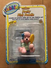"""Webkinz 3"""" Figur, Pink Pretty Pink Pudel mit geheimen Online Code von ganz"""
