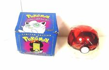 Pokemon Jiggly Puff  Limited Edition Ball  23K Gold Plated Trading Card 1999