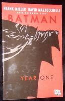 Batman Year One The Dark Knight Returns Frank Miller DC Comics Softcover New