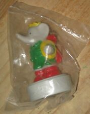 1991 Babar Arby's Kid's Meal Toy - Babar Stamper