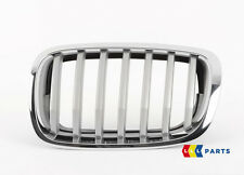 BMW NEW GENUINE X6 SERIES E71 FRONT GRILLE GRILL LEFT SIDE TITAN LINE 7307599