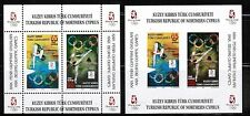2008 MNH - XXIX BEIJING OLYMPIC GAMES  - TURKISH CYPRUS