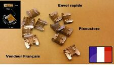 Lot de 5 micro fusibles 7,5 Amp 7.5A auto moto automobile voiture 10x11mm 1-22
