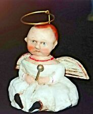 """Limited Edition Baby Christmas Angel by Debbee Thibault 2006 Hight 4"""""""