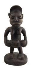 Statuette Africaine Kongo Maternité -RDC Ex Zaire Art Africain  -1300 - MU