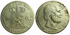 Netherlands - 2½ Gulden 1855