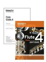Flute Exam Pieces 2017-2020 Trinity College London: Options - Grade 1,2,3,4,5