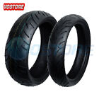 Front+Rear Motorcycle Tires 120/70-17 & 180/55-17 For Honda CBR 600 R6 GSXR 750