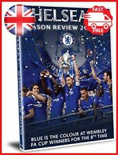 Chelsea FC Season Review 2017/18 [DVD]