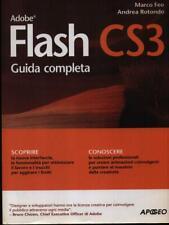 ADOBE FLASH CS3. GUIDA COMPLETA PRIMA EDIZIONE FEO MARCO - ROTONDO ANDREA